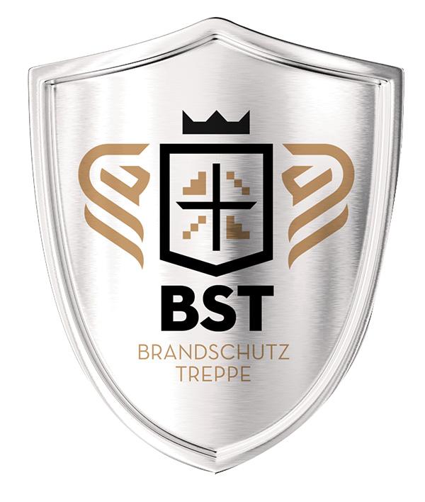 BST Brandschutztreppe Siegel
